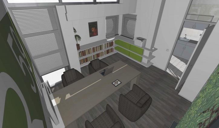 Blacklines bouwkundig ontwerp en ingenieursbureau - Decoratie ontwerp kantoor ontwerp ...